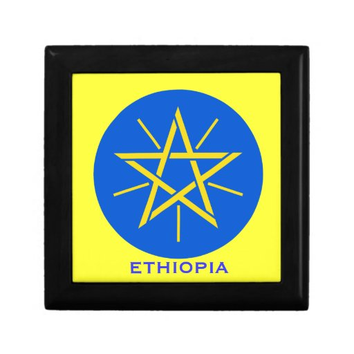Joyero de la herencia de Ethiopia*