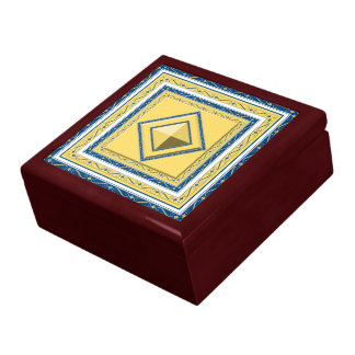 Joyero de Piramid Caja De Regalo