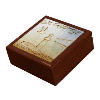 Joyero del faro de San Jorge Caja De Recuerdo
