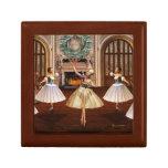 Joyero del recuerdo de las bailarinas del cascanue