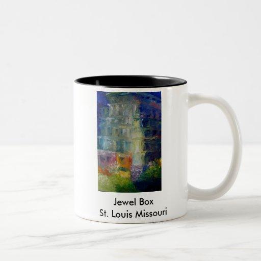 Joyero, joyero St. Louis Missouri Taza De Café