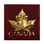 Joyeros de Canadá de la medalla de oro de la caja  Cajas De Regalo