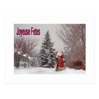 Joyeu Noel Postal