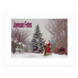 Joyeu Noel Postcard