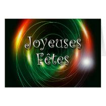 Joyeuses Fêtes Card