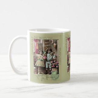 Joyeuses Pâques Easter Classic White Coffee Mug