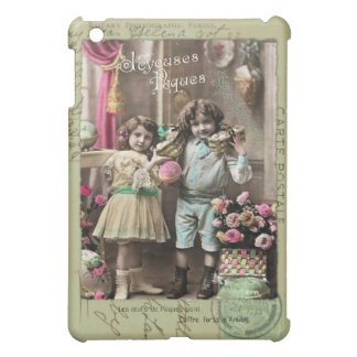 Joyeuses Pâques Easter iPad Mini Cover