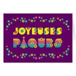 Joyeuses Pâques Greeting Cards