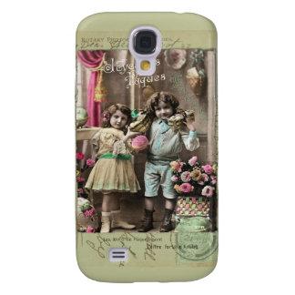 Joyeuses Pâques Pascua Funda Para Galaxy S4