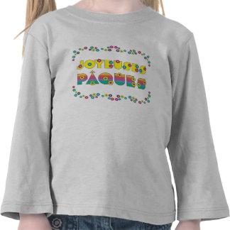Joyeuses Pâques Camisetas