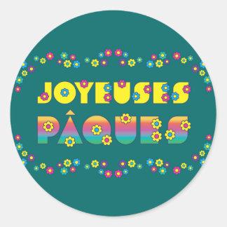 Joyeuses Pâques Sticker