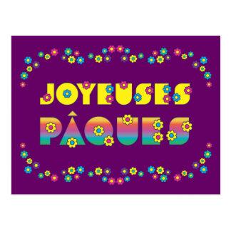 Joyeuses Pâques Tarjetas Postales