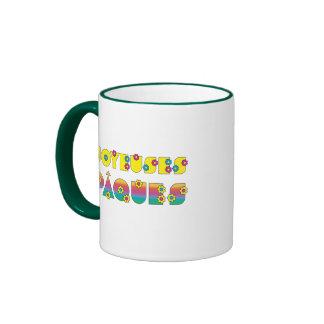 Joyeuses Pâques Taza De Café