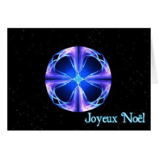 Joyeux Noёl - Polaris Card