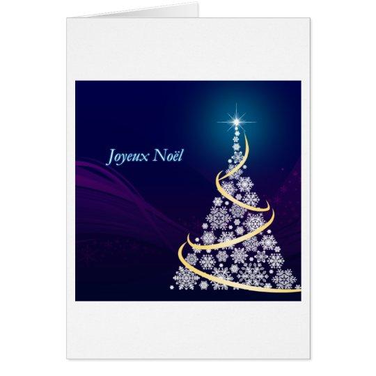 Joyeux Noel 6647 Card