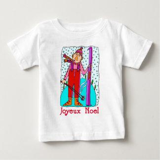Joyeux Noel Baby Clothes Baby T-Shirt