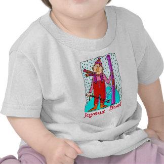 Joyeux Noel Baby Clothes Shirt