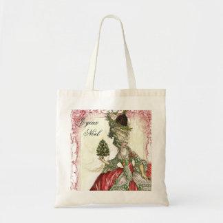 Joyeux Noel Canvas Bags