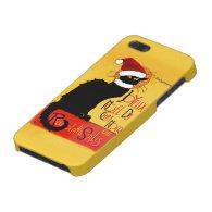 Joyeux Noël Du Chat Noir Case For iPhone 5