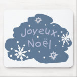Joyeux Noel Mouse Pad
