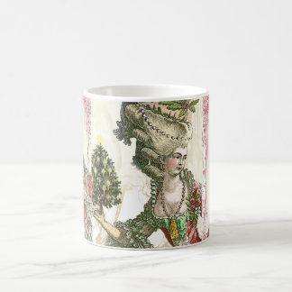 Joyeux Noel Classic White Coffee Mug
