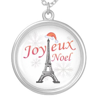 Joyeux Noel Necklace