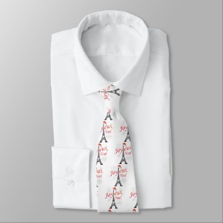 Joyeux Noel Tie