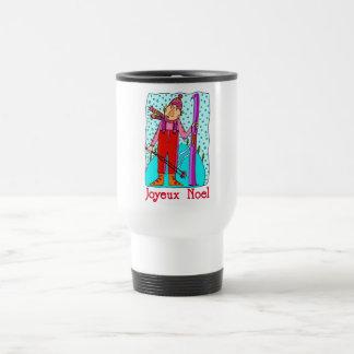 Joyeux Noel Travel Mug