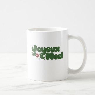 Joyeux Noel Wishes Mug