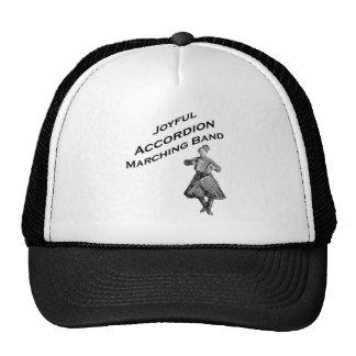 Joyful Accordion Marching Band Trucker Hats