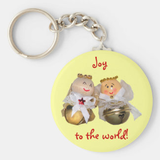 Joyful Angels Key Chain