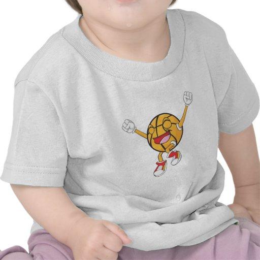 Joyful Basketball Champion Shirt