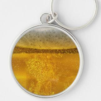 Joyful Beer Galaxy a Celestial Quenching Keychain