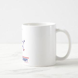 Joyful Chef Classic White Coffee Mug