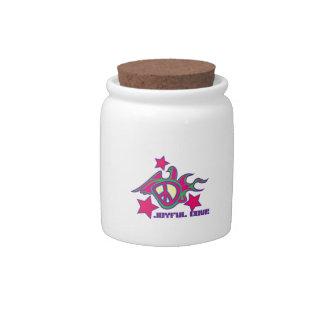 Joyful Dove Candy Dish