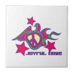 Joyful Dove Tile