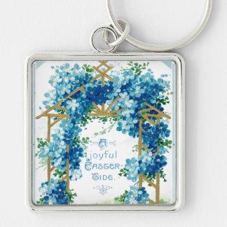 Joyful Eastertide Custom Keychain