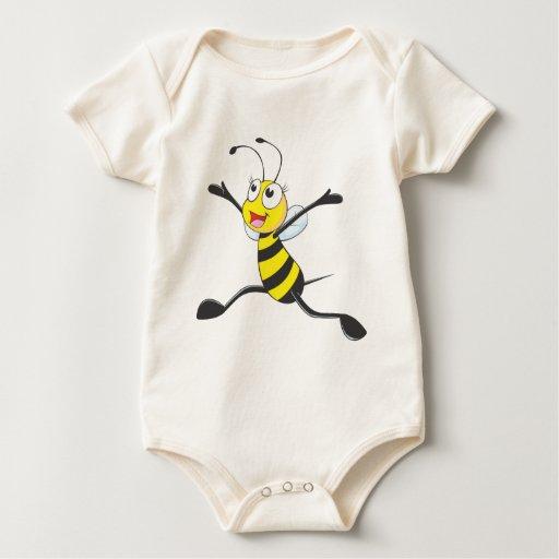 Joyful Female Bee Bodysuit