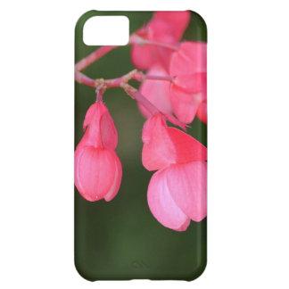 Joyful fuchsia flowers to decorate your life! iPhone 5C cases