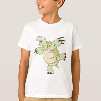 Joyful Galapagos Tortoise T-Shirt