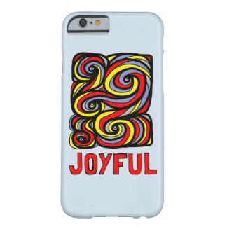 """Joyful"" Glossy Phone Case"