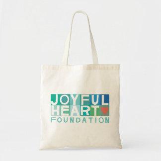 Joyful Heart Tote Bags
