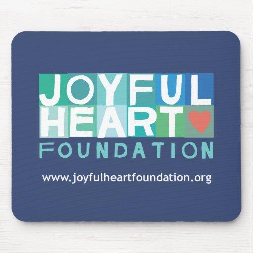 Joyful Heart Foundation Mousepad