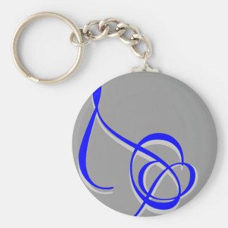 Joyful Heart Keychain