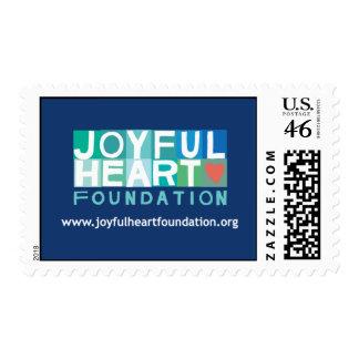 Joyful Heart Postage