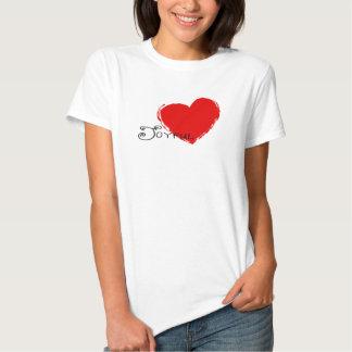 Joyful Heart T T Shirt