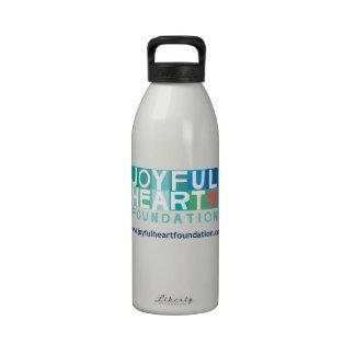 Joyful Heart Water Bottle