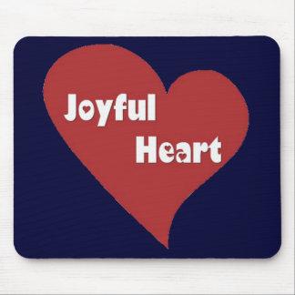 Joyful Heart x2 mousepad