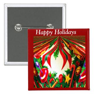 Joyful Hoilday Greetings_ Pins