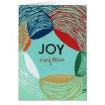 Joyful Holiday Card